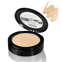Lavera 2-in-1 Compact Foundation 01 Ivory