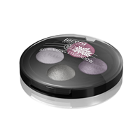 Lavera Illuminating Eyeshadow Quattro 02 Lavender Couture