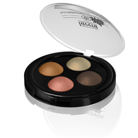 Lavera Illuminating Eyeshadow Quattro 03 Indian Dream